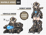 MARBLE ARMS-001