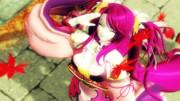 【花騎士~秋のフラワーナイト達~】佇む女王様