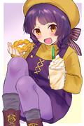 お芋の季節