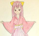 神風さんとお絵描き練習神風4
