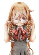 眼鏡峯雲ちゃん