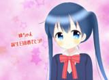 小路綾ちゃん誕生日おめでとう♪