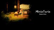 【Minecraft】夜のキャンプ【MiniaTuria】
