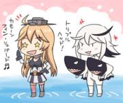 アンツィオにサメはいない、いいね?