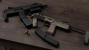 【MMD】MP7A1【モデル配布】