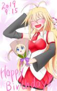 マキちゃん誕生日おめでと~♪