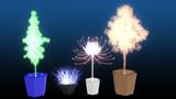 【第三回STONE祭り参加賞】未来の植物シリーズ
