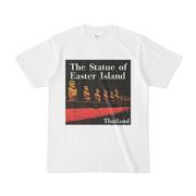 シンプルデザインTシャツ モアイヤモイ