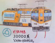 30000系 ビスタEX