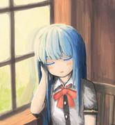 居眠り天子ちゃん