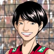 女バレ石井優希さん描いてみた♪W杯2019女子バレーボールワールドカップ