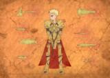 【壁画】王の財宝(ゲートオブバビロン)