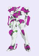 TestType-9X 桜吹雪(カラー)