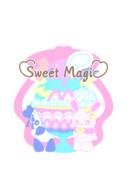 【女児服風デザイン】sweet magic