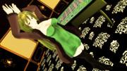 ラッキーナンバー記念!ルーレット前でうさうさポーズの六導玲霞セクシー77【Fate/MMD】