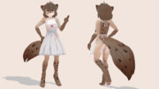 【MMDモデル配布】Kathrin (Twokinds)