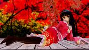 紅葉と輝夜ちゃん