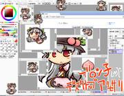 ブロン子デスクトップマスコットなんだが?(しめじ話