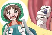 歯医者さん怖いよぉby名取