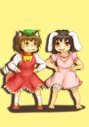 一緒に(`・∀・´)エッヘン!!