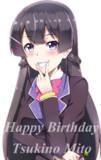 委員長お誕生日おめでとう~