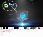 .pmx ファイルのデフォルトアイコン 「新」