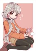 膝枕させようとしてくる姉歴14年の女久川凪