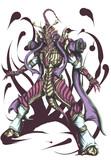 オリジナル怪人/登り竜(怪人態)