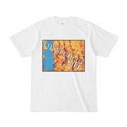 シンプルデザインTシャツ CONNECTICUT GIRL