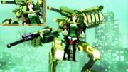 アーマード?な玲霞さん、まさかのサード!【Fate/MMD】