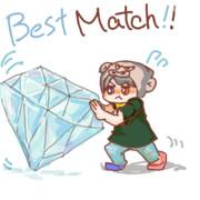 ゴリラ×ダイヤモンド