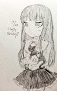 ゆきみちゃん誕生日おめでとう!