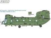 ボーイング バートル CH-47 チヌーク
