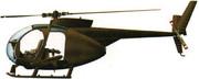 ヒューズ OH-6 カイユース