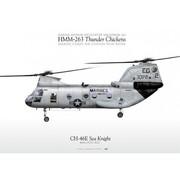 ボーイング バートル CH-46 シーナイト