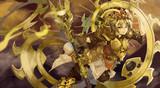 毘沙門座の黄金聖闘士
