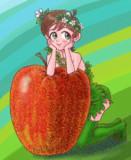 リンゴの妖精