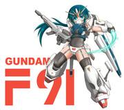 F91ちゃん
