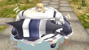 【肉の日】巨大なデブと化した魔理沙.ShrineHoukai