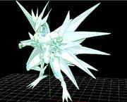【MMD遊戯王】聖珖神竜 スターダスト・シフル