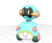 【MMD遊戯王】ロボッピ