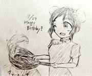 ふぇいふぇい誕生日おめでとう!