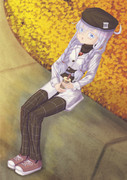 響(秋の私服mode)