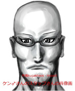 ケン♂さんのスタッフさんの肖像画 人間バージョン