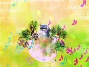 Singing Planet