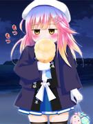 綿菓子対馬ちゃん