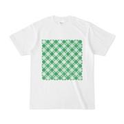 シンプルデザインTシャツ Othello(GREEN)