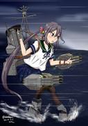 曙「ホンっっとにうっとおしい!魚雷全部ぶちこんであげるわ!」