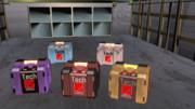 2箱の予算で3箱はいけそうな装備箱