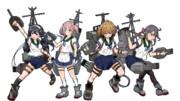 第七駆逐隊
